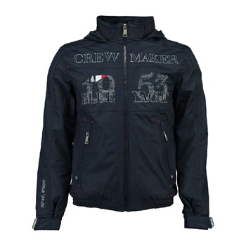 Geographical Norway - Cacao - Veste - bleu marine