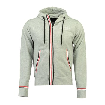 Geographical Norway - Glermont - Sweat à capuche - gris clair