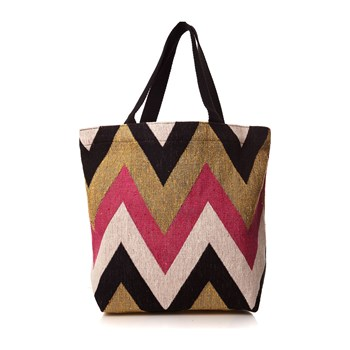 Pieces - Shopper - roze