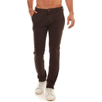 MCS - Pantalon chino - marron