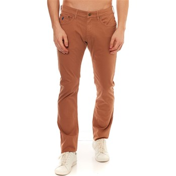 MCS - Pantalon - marron clair