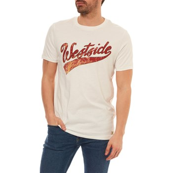 Jack & Jones - Jprjay - T-shirt manches courtes - blanc