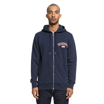 Dc Shoes - Sweat à capuche - bleu marine