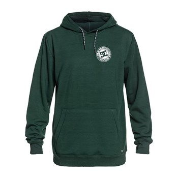 DC Shoes - Sweat à capuche - vert