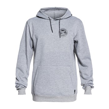 DC Shoes - Sweat à capuche - gris chine