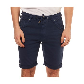 Pepe Jeans London - Jagger Short - Bermuda - bleu