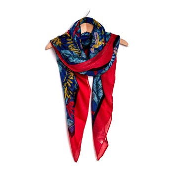 Pieces - Foulard - orange
