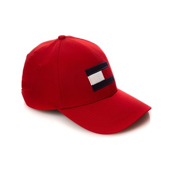 Tommy Hilfiger - Casquette - rouge