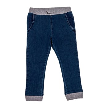 Benetton Kid - Jegging - bleu jean