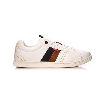 Levi's - Tulare - Low Sneakers - weiß