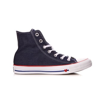 CHUCK TAYLOR ALL STAR LOVE - BASKETS BASSES - BLEU BRUT Converse