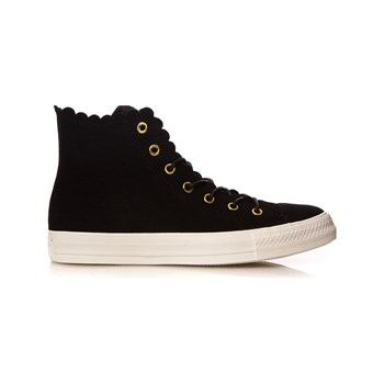 Converse - Chuck Taylor Frilly Thrills - Baskets basses - noir