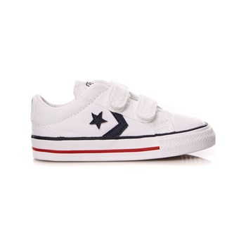 90733319c0966 Converse Star Player 2V - Derbies - blanc