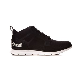 Timberland - Killington - High Sneakers aus Leder - schwarz