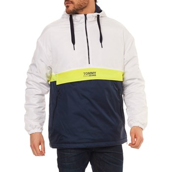 Tommy Jeans - Coupe-vent - blanc