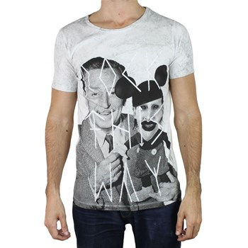 French Kick - T-shirt manches courtes - gris