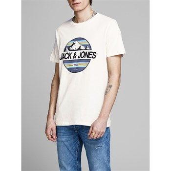 Jack & Jones - Jorlanders - T-shirt manches courtes - blanc
