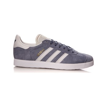 adidas Originals - Gazelle - Baskets en cuir - gris chine