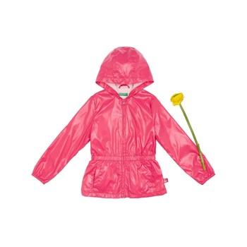 Benetton - Zerododoci - Imperméable - rouge