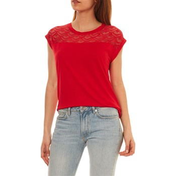Only - Top - rojo