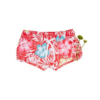 Benetton - Short de bain - rouge