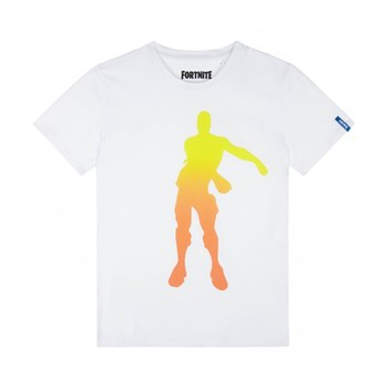 Fortnite - T-shirt manches courtes - blanc
