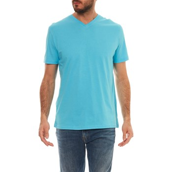 T-SHIRT MANCHES COURTES - TURQUOISE Benetton