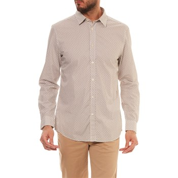 Benetton - Camicia - Chemise manches longues - blanc