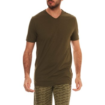 Benetton - T-shirt manches courtes - olive