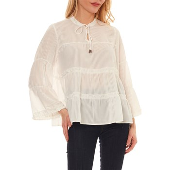BLOUSE - BLANC Only