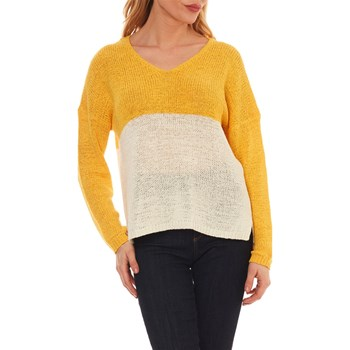 Only - Pull - jaune