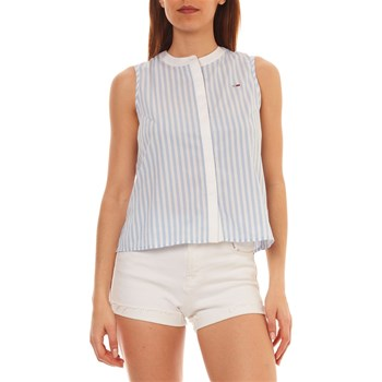 Tommy Jeans - Blouse - blanc