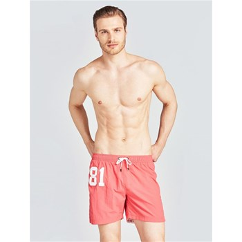 Guess - Boardshort - rouge