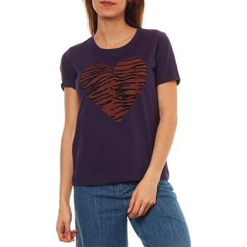Sonia by Sonia Rykiel - T-shirt manches courtes - violet