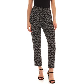 Only - Pantalon - noir
