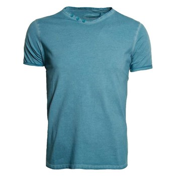 The Fresh Brand - T-shirt manches courtes - bleu