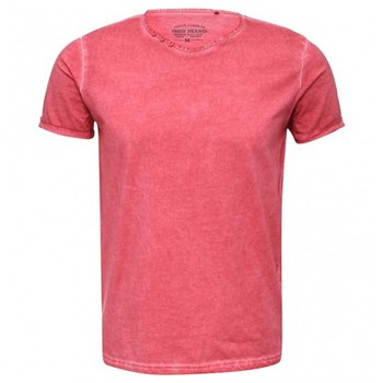 The Fresh Brand - T-shirt manches courtes - rose