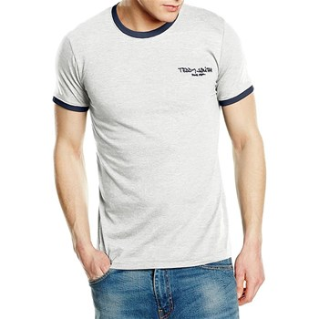 Teddy Smith - T-shirt manches courtes - gris