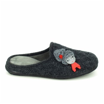 Boissy - Chaussons - gris