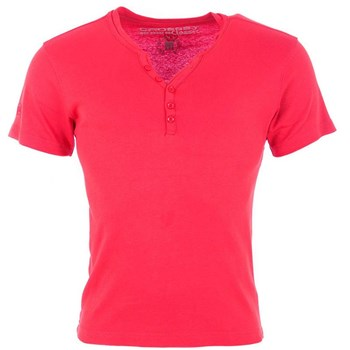 Crossby - Open - T-shirt manches courtes - rouge