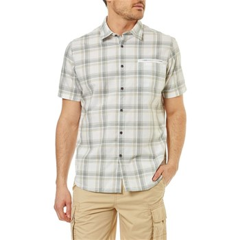 Oxbow - Cameri - Chemise manches courtes - gris