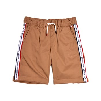 Tommy Hilfiger Junior - Pantaloncini - marrone