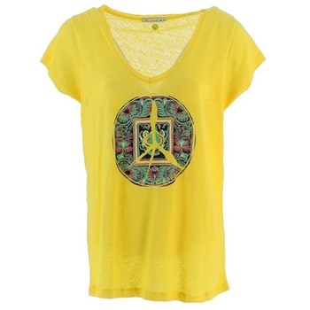 Little Marcel - T-shirt manches courtes - jaune