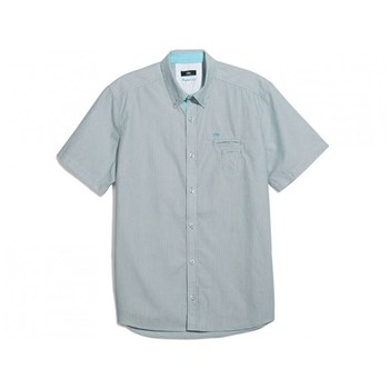 Tbs - Chediv - Chemise manches courtes - vert