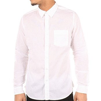 Crossby - Chemise manches courtes - blanc