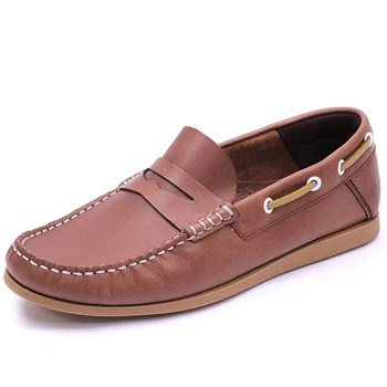 Tbs - Almores - Chaussures bateau - marron