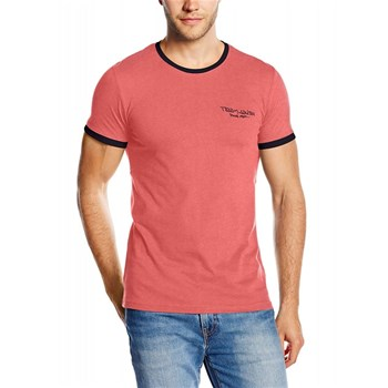 Teddy Smith - T-shirt manches courtes - rose