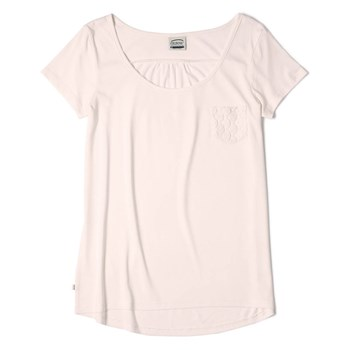 Oxbow - Tenerife - T-shirt manches courtes - rose clair