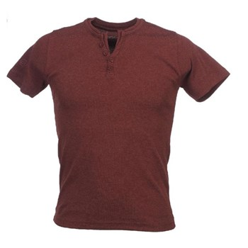 Crossby - T-shirt manches courtes - rouge