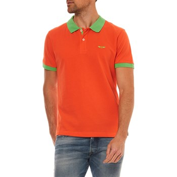 Galvanni - Polo manches courtes - orange